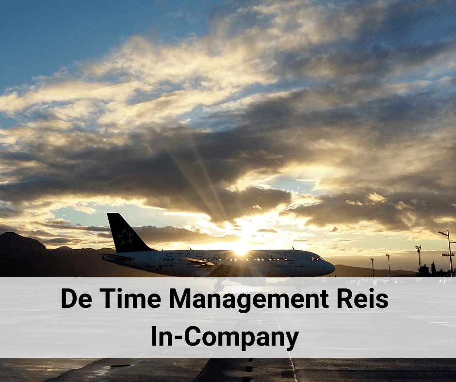 De Time Management Reis In-Company
