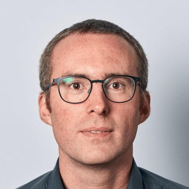 Portret van Tim Vanschoenbeek