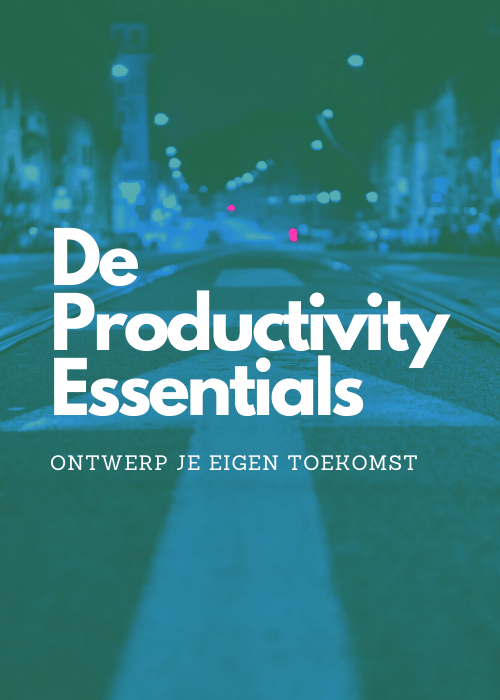 De productivity Essentials afbeelding
