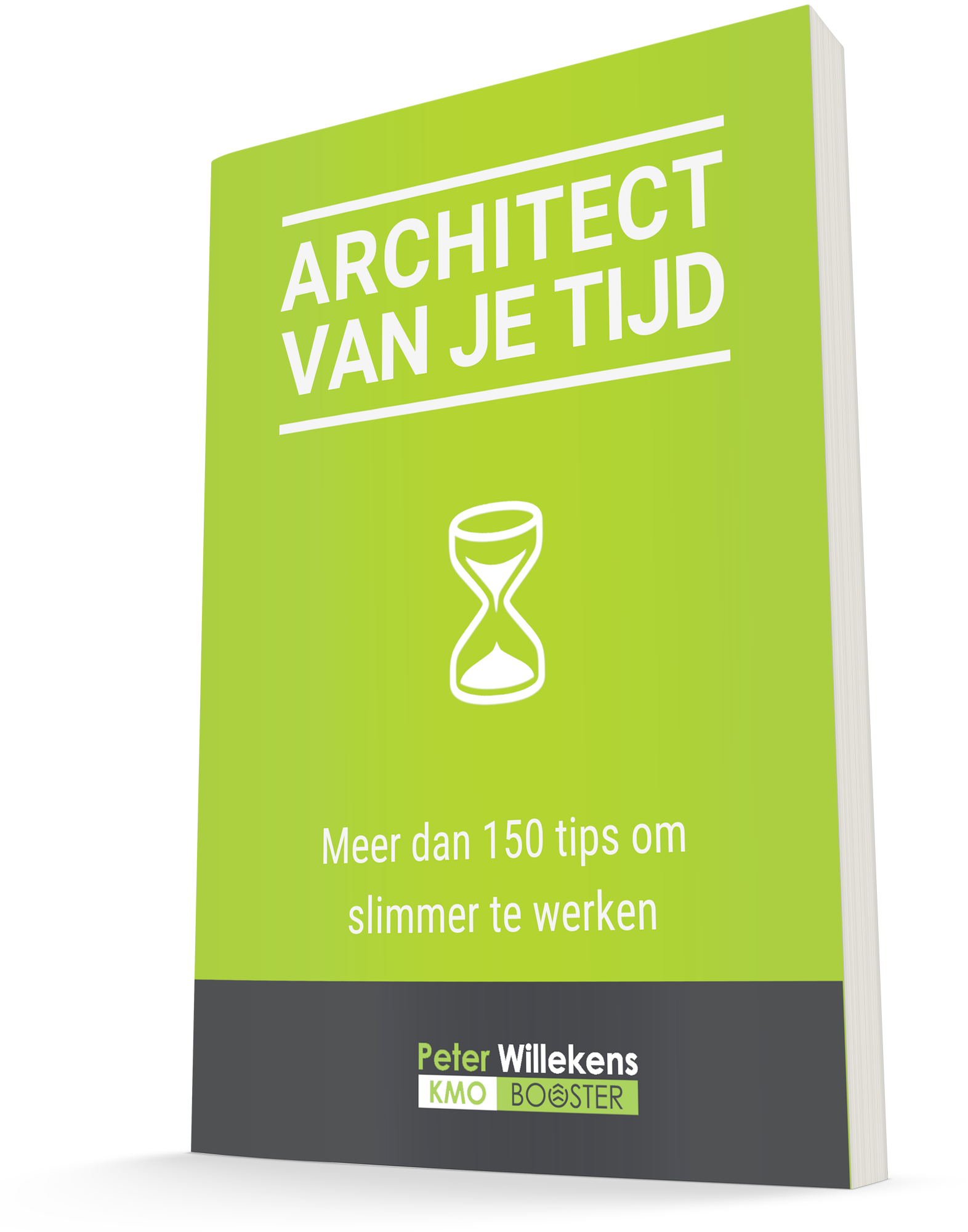 Het boek Architect van je Tijd