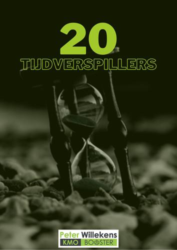 20 Tijdverspillers
