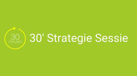 30 minuten Strategie Sessie
