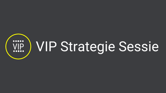 VIP Strategie Sessie